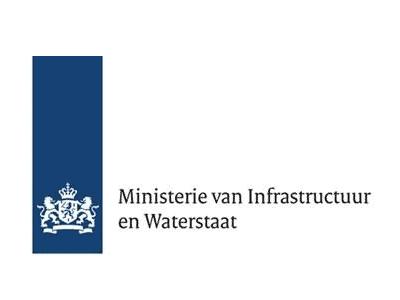 Logo Ministerie Infrastructuur en Waterschap