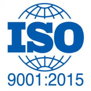ISO-9001-2015-certificering