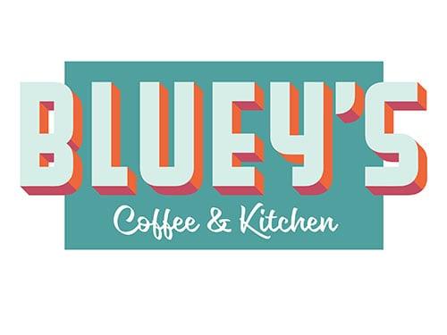 Bluey's logo